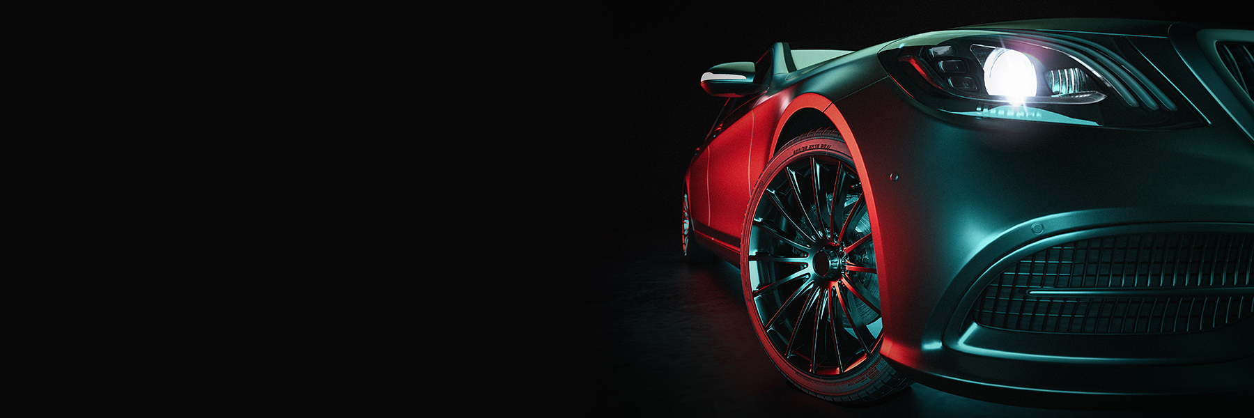 Automotive Industry Banner